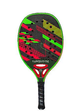 Turquoise Beach Tennis - Revolution Green 2020