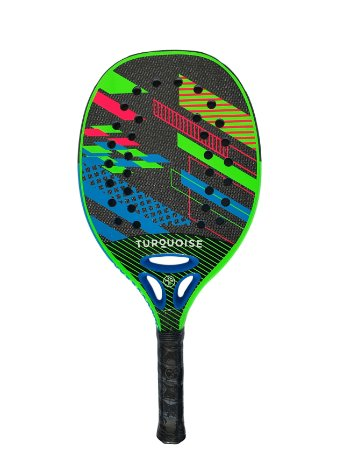 Turquoise Beach Tennis - Revolution Blue 2020