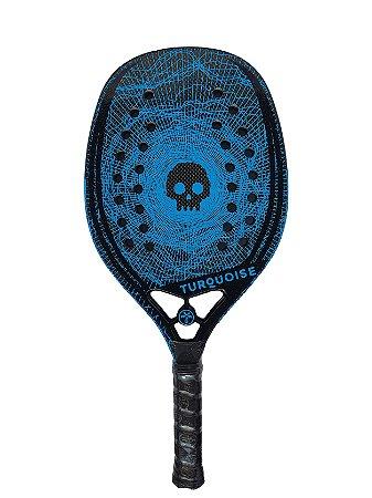 Turquoise Beach Tennis - Black Death 10.1 Blue 2020