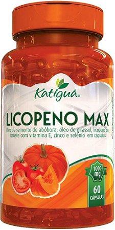 Licopeno Max 60 Cápsulas Katigua