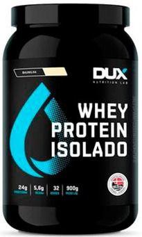 DUX NUTRITION WHEY PROTEIN ISOLADO 900G