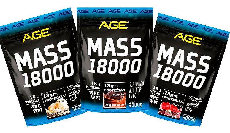 MASS 18000 3KG AGE