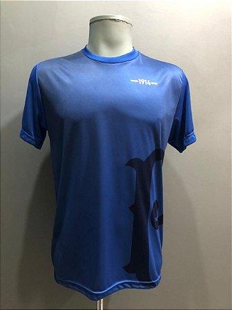 Camisa Palmeiras 1914 Masculina - Azul