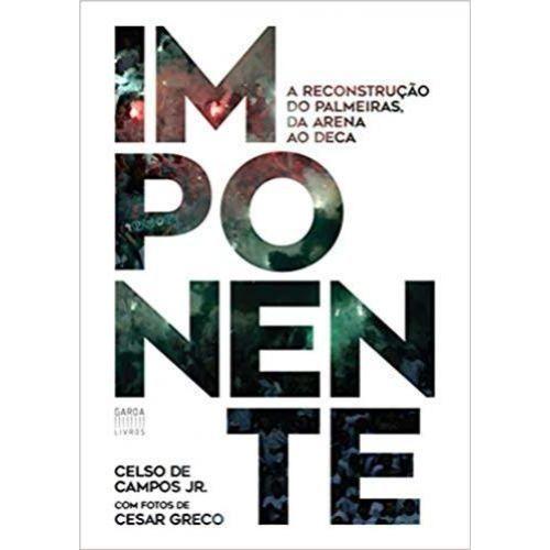 Livro Imponente - a Rec. Do Palmeiras, da Ar. Ao Deca