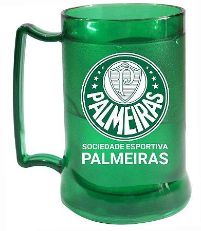 Caneca Gel Palmeiras verde