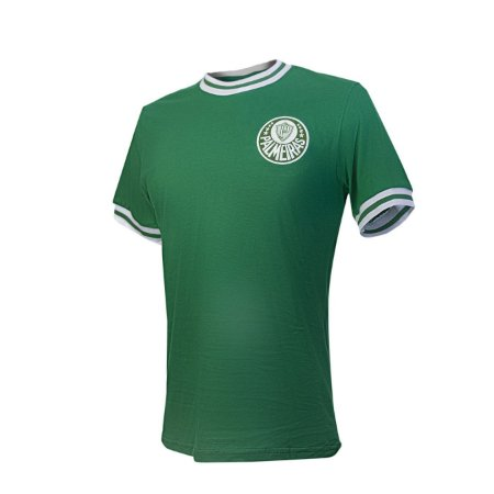 Camisa Palmeiras Vintage Eterna Academia Verde