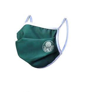 Máscara Palmeiras oficial