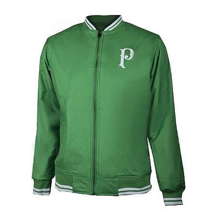 Jaqueta pesada Palmeiras verde