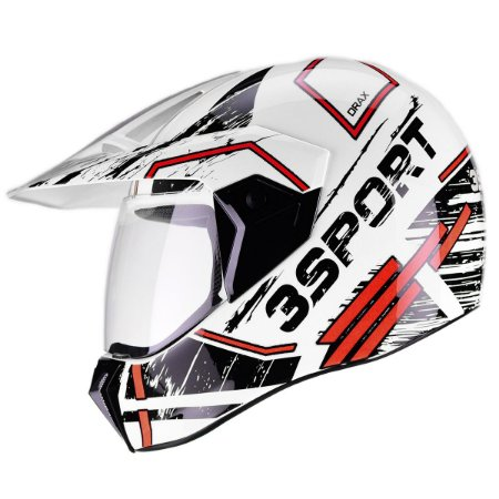Capacete Bieffe 3 Sport Drax