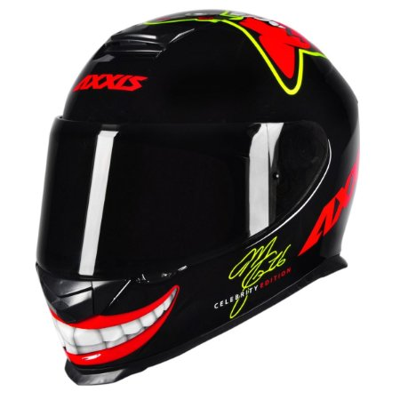 Capacete Axxis Eagle Marianny