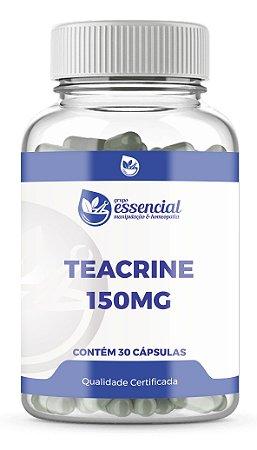 TEACRINE 150MG - 30 CÁPSULAS