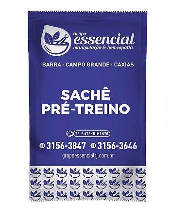 PRÉ-TREINO SABOR LIMÃO - 30 SACHÊS