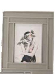 Porta Retrato Iane Cinza Koala P