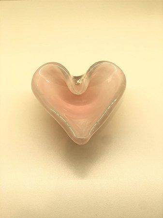 Porta coração Jade Rosa