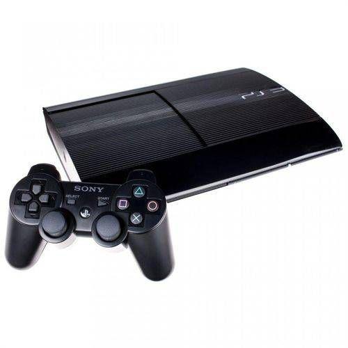 Console Playstation 3 Super Slim 12gb