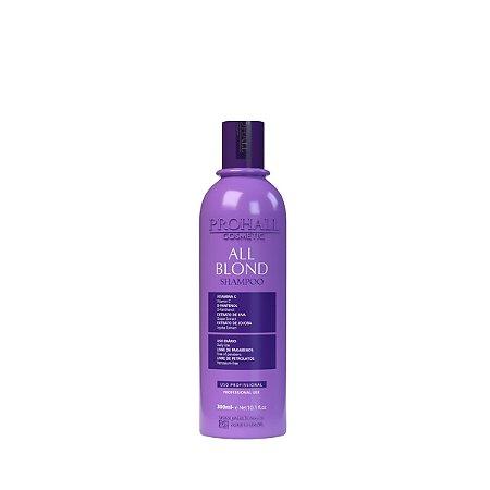 Prohall - Shampoo Profissional Especial Para Loiras 300ml