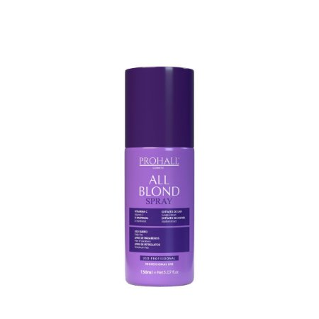 Prohall - Spray Profissional Especial Para Loiras 150ml