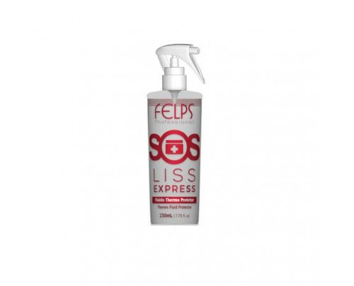 Felps Professional - Sos Liss Express Fluido Protetor (230ml)
