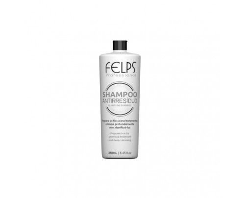 Felps Professional - Shampoo Antirresíduo (250ml)