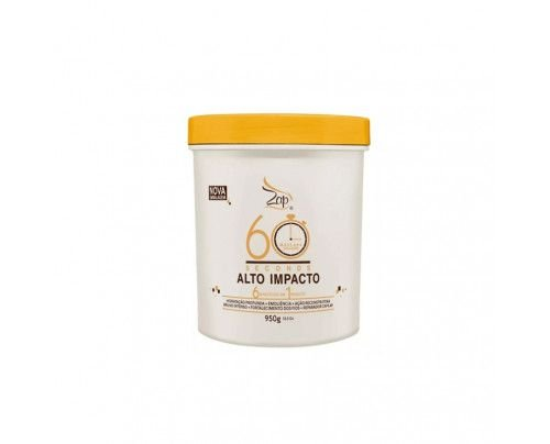Zap Professional - Máscara condicionante 60 seconds alto impacto (950g)