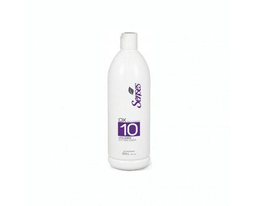 Senses - Água oxigenada 10 volumes (900ml)