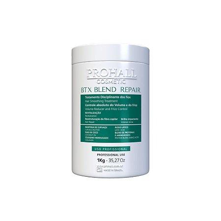 Prohall -  Btx Capilar Sem Formol Blend Repair Orgânico (1000g)