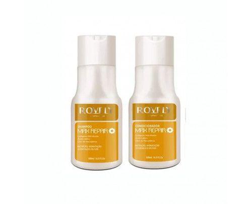 Rovely - Shampoo e Condicionador Max Repair (2x300ml)