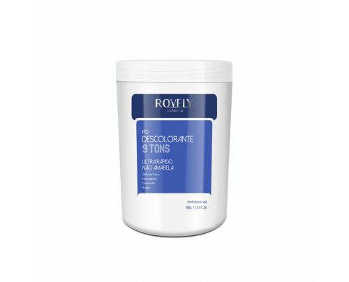 Rovely - Pó descolorante 9 tons (500g)
