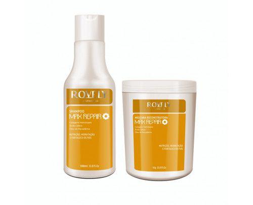 Rovely - Kit  Max Repair (2 itens)