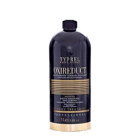 Tyrrel Cosméticos - Escova progressiva alinhamento térmico Oxireduct (1000ml)