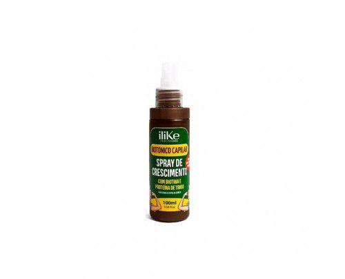 Ilike - Biotonico Capilar Spray De Crescimento (100ml)