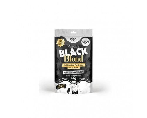 Tigo - Sachê Máscara Black Blond (30g)