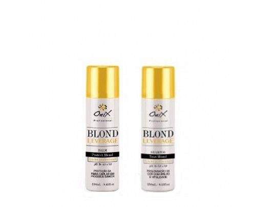 Ônix Liss - Kit Blond Leverage (2x250ml)