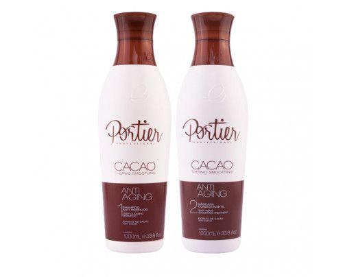 Portier - Escova Progressiva Cacao (2x1000ml)
