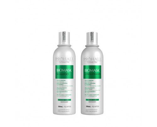 Prohall - Shampoo e Condicionador Ultra Hidratantes Linha Biomask