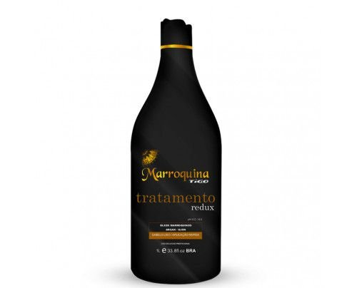 Tigo - Escova Progressiva Marroquina Redux (1000ml)