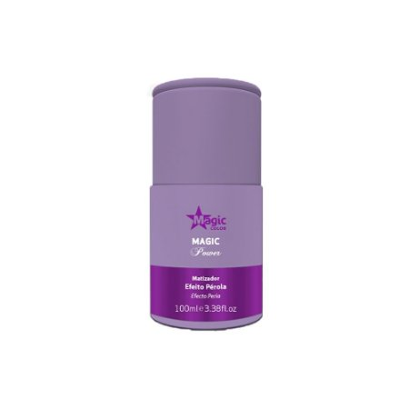 Magic Color - Mini Matizador Magic Power Efeito Pérola (100ml)