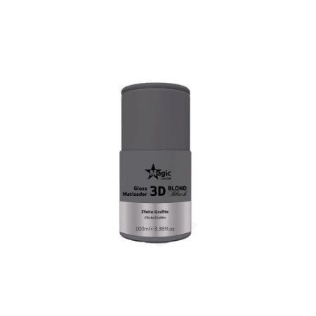 Magic Color - Mini Matizador Blond Black (100ml)