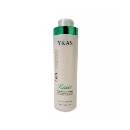 Ykas - Liss Treatment Citric - Redutor de Volume (1000ml)