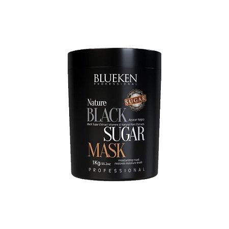 Blueken - Black Sugar Mask Hidratação Poderosa (1000g)