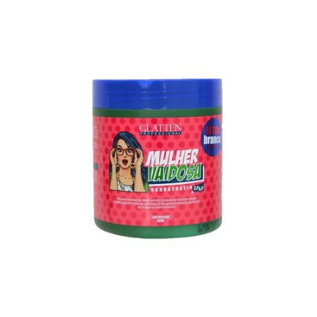 Glatten - Btx Mulher Vaidosa Nanokeratin (500g)