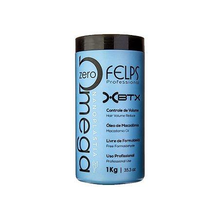Felps Professional - Btx Sem Formol Ômega Zero Organic (1000g)
