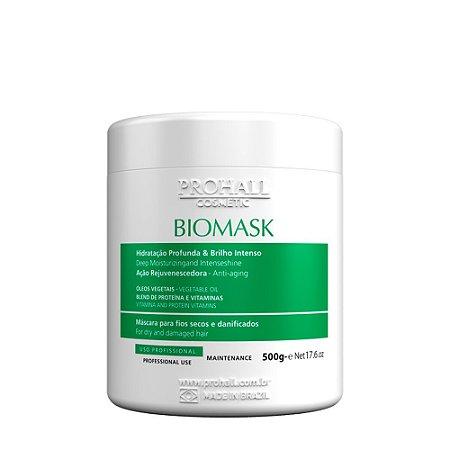 Prohall - Máscara Ultra Hidratante Biomask Professional 500g