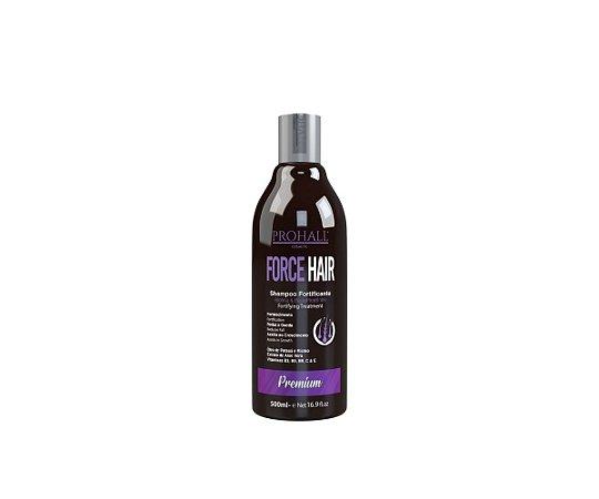 Prohall - Shampoo Fortificante Crescimento Acelerado 500ml