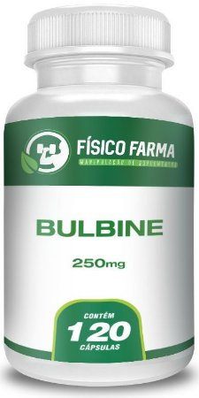 BULBINE 250mg 120 Cápsulas