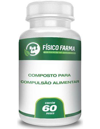 COMPOSTO PARA COMPULSÃO ALIMENTAR 30 Doses