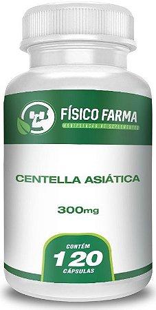 Centella Asiática 300mg - 120 Cápsulas