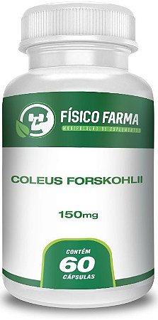 Coleus Forskohlii 150mg - 60 cáps