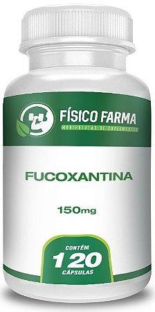 Fucoxantina 150 mg - 120 cápsulas