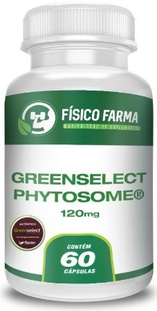 Greenselect Phytosome 120mg 60 Cápsulas